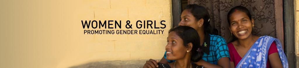 Women and Girls Header