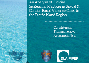 Analysis of Judicial Sentencing Practices in SGBV Cases in the Pacific Island Region