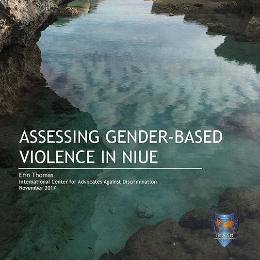 Assessing Gender-based Violence in Niue