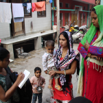 community paralegals in delhi