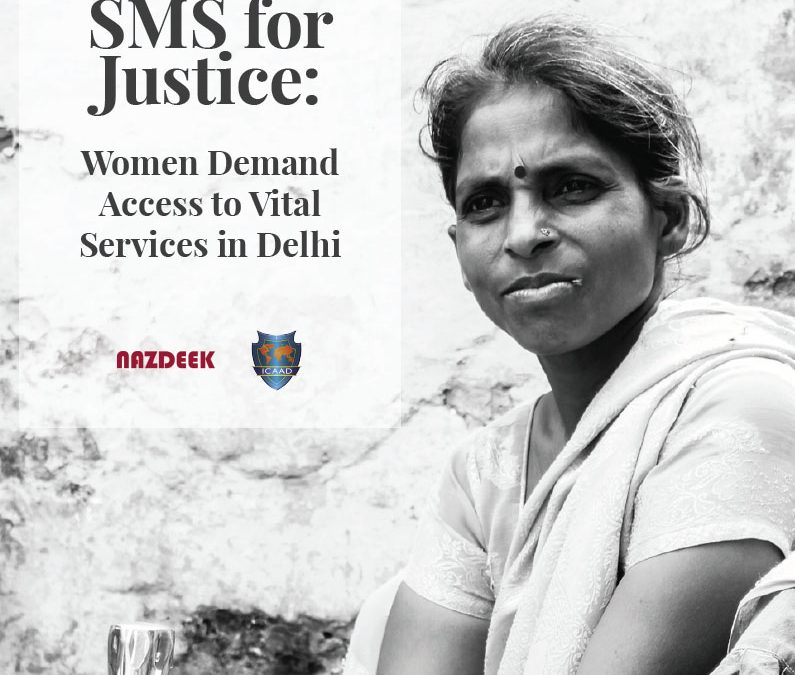 Demanding Access to Vital Services in Delhi