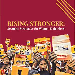 Rising Stronger: Strategies for Women Defenders