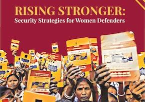 Rising Stronger: Strategies for Women Defenders