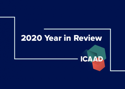 Growing in a challenging year – ICAAD's 2020 Year in Review