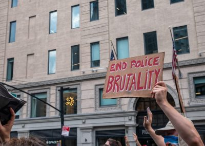 Urging UN Inquiry into U.S. Police Violence and Systemic Racism